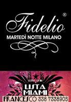 FIDELIO THE CLUB MILANO - MARTEDI 16 GENNAIO 2018 - 10...
