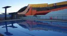 Portishead Open Air Pool logo