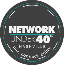Network Under 40: Nashville logo