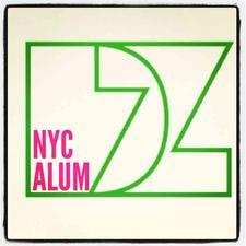 Delta Zeta NYC Alumnae logo