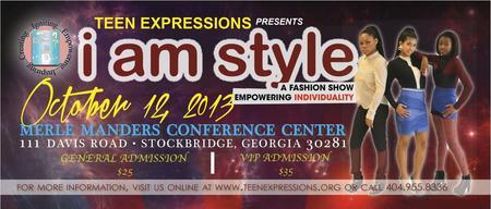 I Am Style 2013