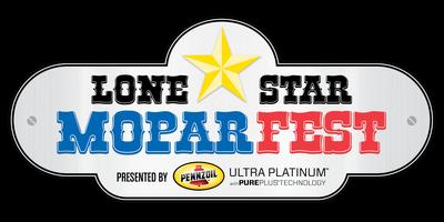 Lone Star Mopar Fest 2016