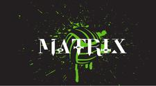 Matrix Club Volleyball logo