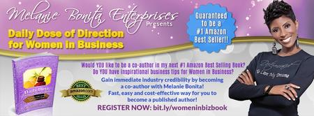 Be in a #1 Amazon Best Selling Book Series...