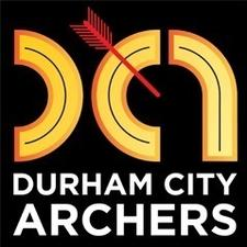 Beginners' Courses at Durham City Archers logo