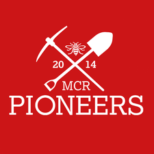 Manchester Pioneers logo