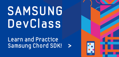 Samsung Developers [feat. 100% Indie] - Chord DevClass