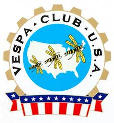 VCOA - Vespa Club of America in conjunction with VCOS - Vespa Club of Seattle logo