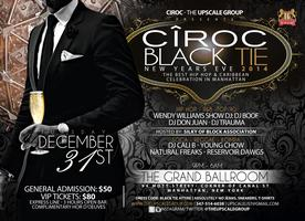 Ciroc/ Upscale NYE Party 2014