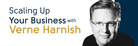 Scaling Up Business Growth Workshop with Verne Harnish