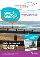 Southend Hospital Charity Sponsored Walk for Wards