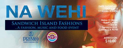 Sandwich Island Fashion: A Fashion, Food and Music...