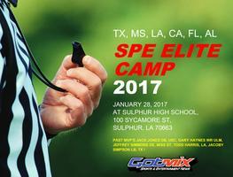 SPE Elite Camp 2017 Jan. 28, 2017