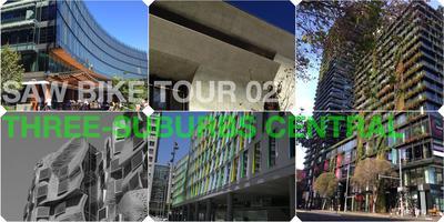 SAW Bike Tour 02 - Three-Suburbs Central