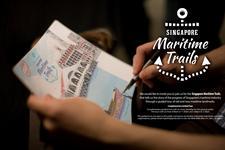 SINGAPORE MARITIME TRAILS logo