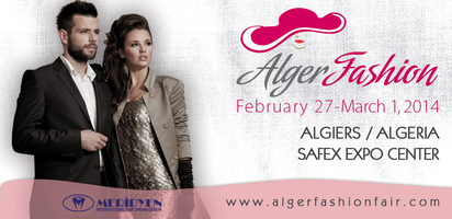 ALGER INTERNATIONAL FASHION FAIR 2014