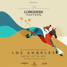 Longines Masters of Los Angeles logo