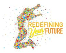 Redefining Future You Foundation and the Camo2Commerce Program logo
