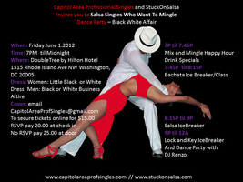 Capitol Area Professional Singles - Events