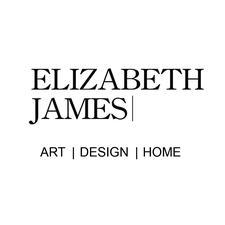 Elizabeth James  logo