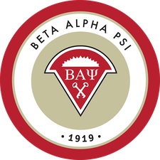 CSULA Beta Alpha Psi logo