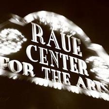 Raue Center For The Arts  logo