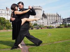 Belfast Argentine Tango Society BATS (non profit society) logo