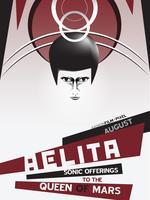 AELITA: Queen of Mars (Summit member tickets)