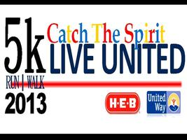2013 H-E-B|United Way 5K Run-Walk