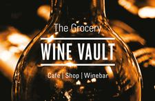 The Grocery Wine Vault and Kitchen logo