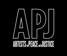 Artists for Peace and Justice logo