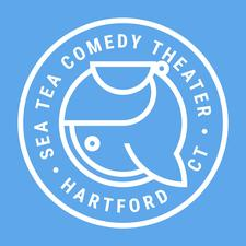 Sea Tea Comedy Theater logo