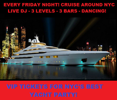 *FREE BIRTHDAY PARTY ON A YACHT! - 3 INDOOR/OUTDOOR...
