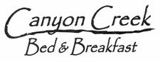 Canyon Creek Bed & Breakfast logo
