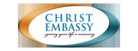 CHRIST EMBASSY logo