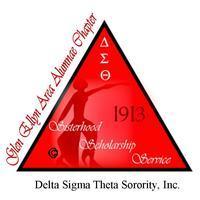 Delta Sigma Theta Sorority, Inc. - Glen Ellyn Area Alumnae Chapter logo