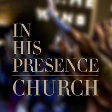 IN HIS PRESENCE CHURCH  logo