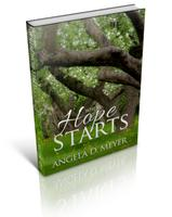 Book launch celebration of Where Hope Starts by Angela...