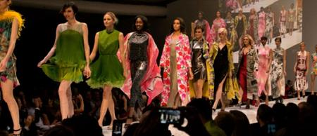 Designer and the Muse fashion event benefiting Breast C...