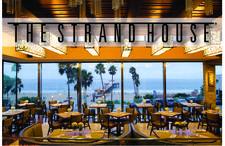 The Strand House logo