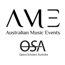 Australian Music Events logo