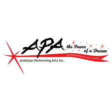 Ambition Performing Arts Inc logo