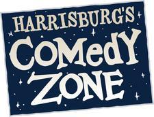 The Harrisburg Comedy Zone logo