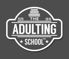 The Adulting School logo