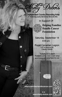 SHELLY DUBOIS' COUNTRY SHOW FOR HELPING FAMILIES...
