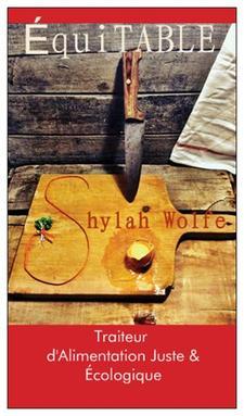 Shylah Wolfe logo