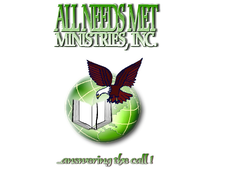 All Needs Met Ministries Inc. logo