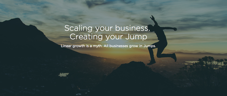 Scaling Your Business: Creating your Jump!