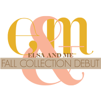 ELSA AND ME Fall Collection Debut