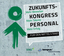 XING E-Recruiting und tempus. GmbH logo